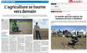 salon agricole DRONE ALSACE- fly67