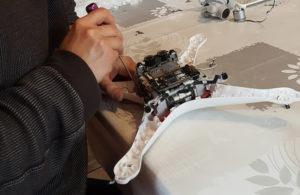 réparation drone dji