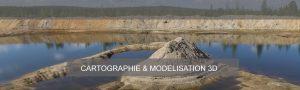 Cartographie 3d et modélisation