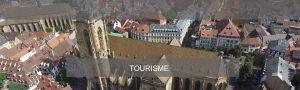 Vidéo touristique sol & drone