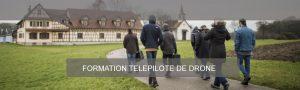 Formation télépilote drone en Alsace